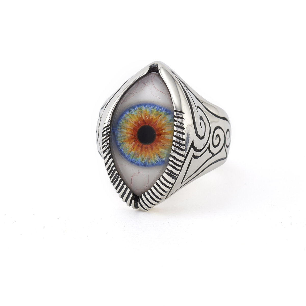 Special Edition: Eclipse Eye Ring