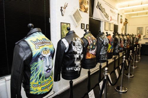 Hell Bent For Leather Exhibition