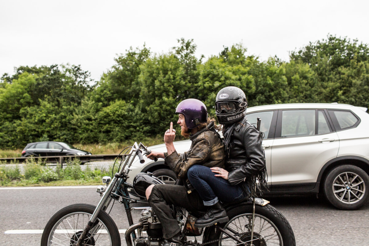 Assembly Chopper Show Ride Out 2017