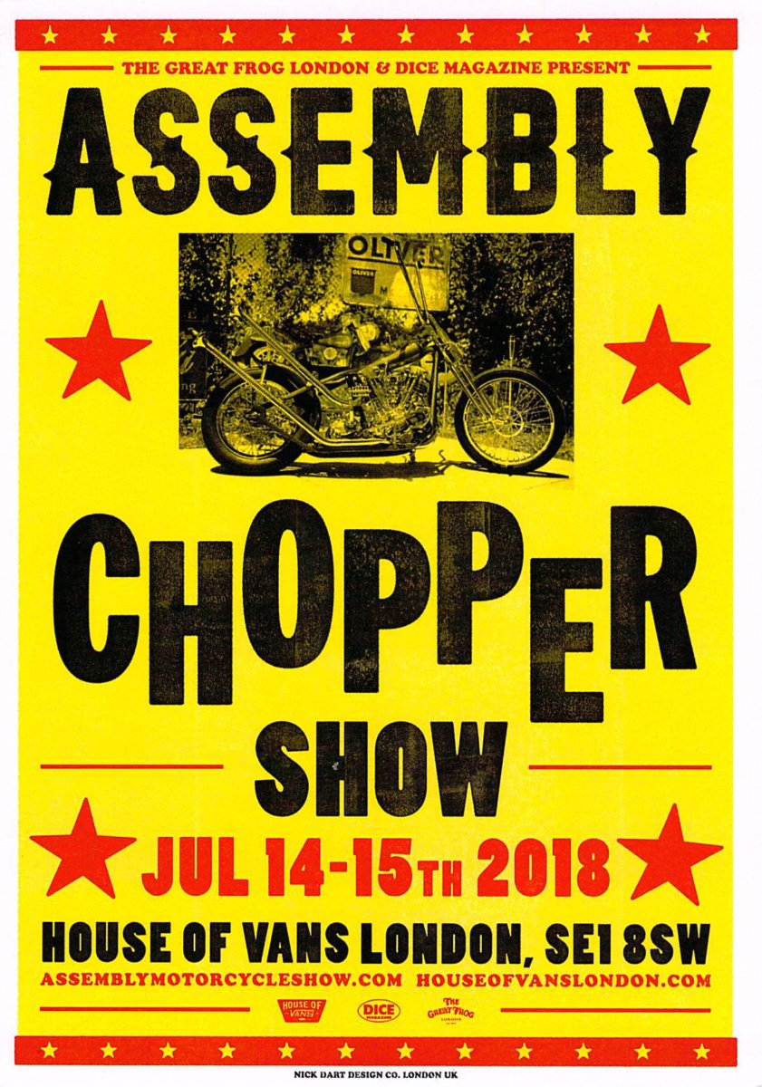 Save the Date: Assembly II