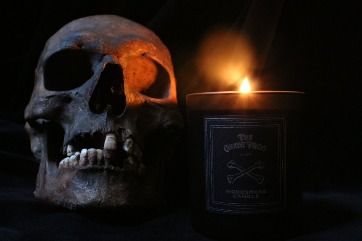 ON SALE: Our Signature TGF Woodsmoke Candle