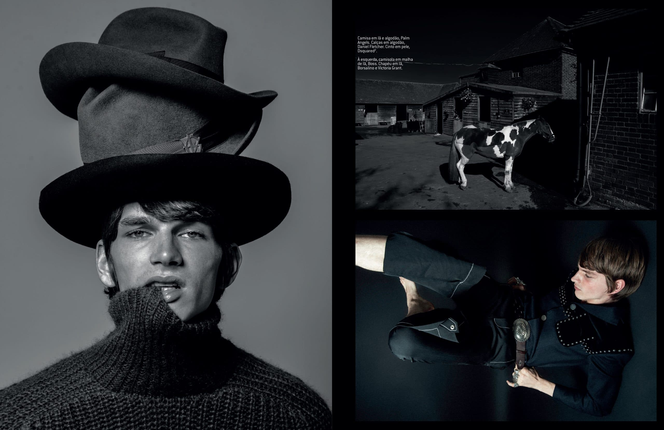 Gq Portugal Are Cowboys Real The Great Frog