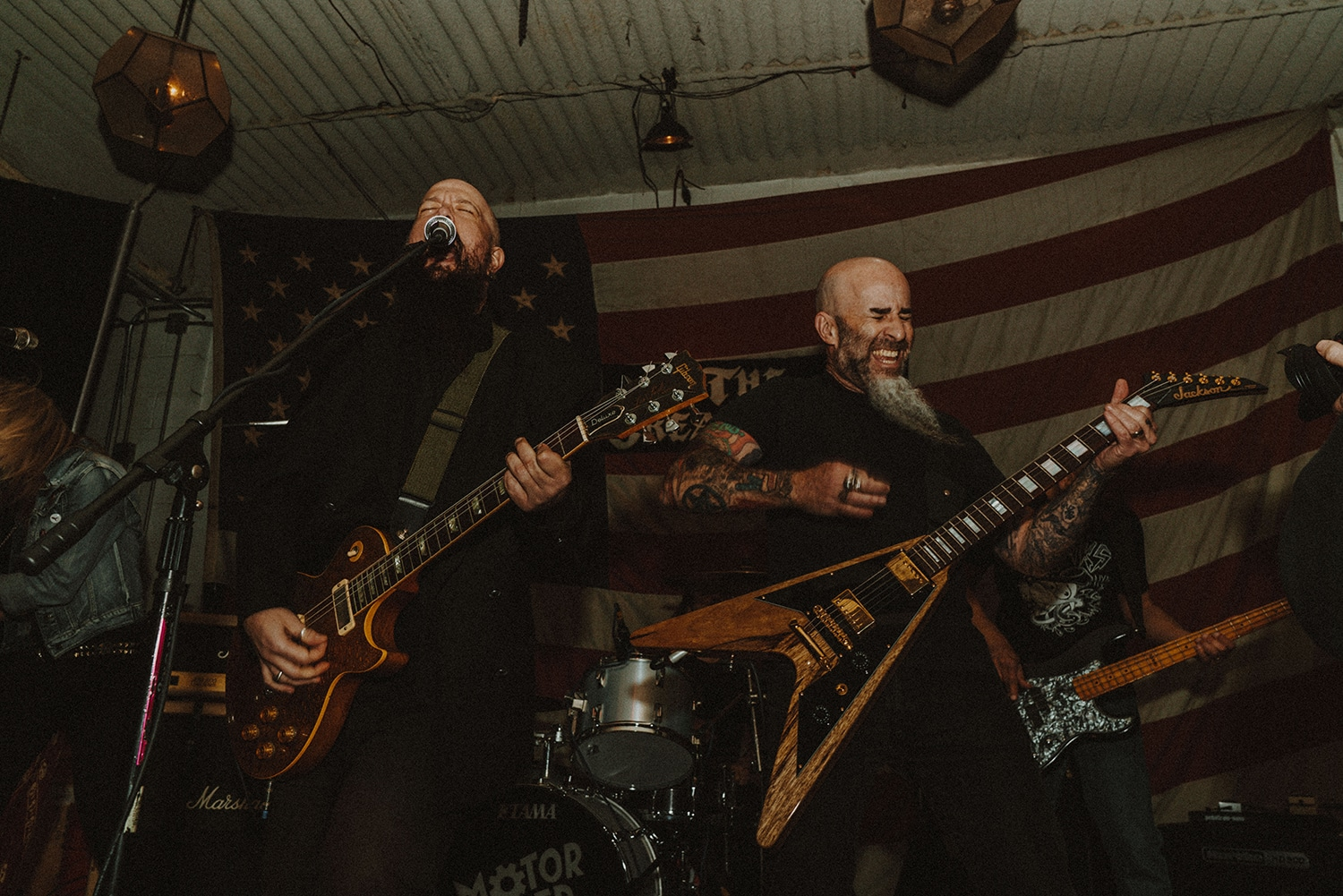 Interview Scott Ian Of Anthrax Amp Motor Sister The Great