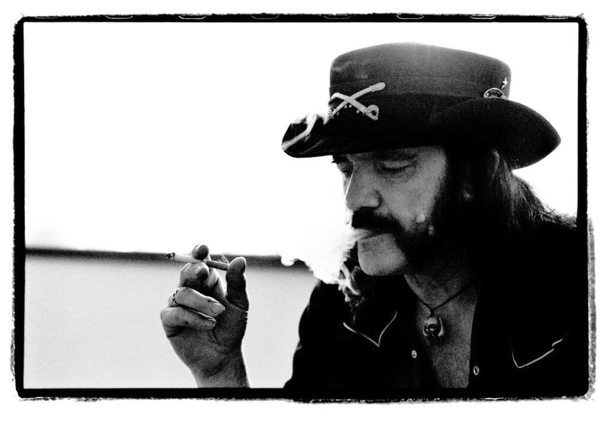 Lemmy by Ross Halfin