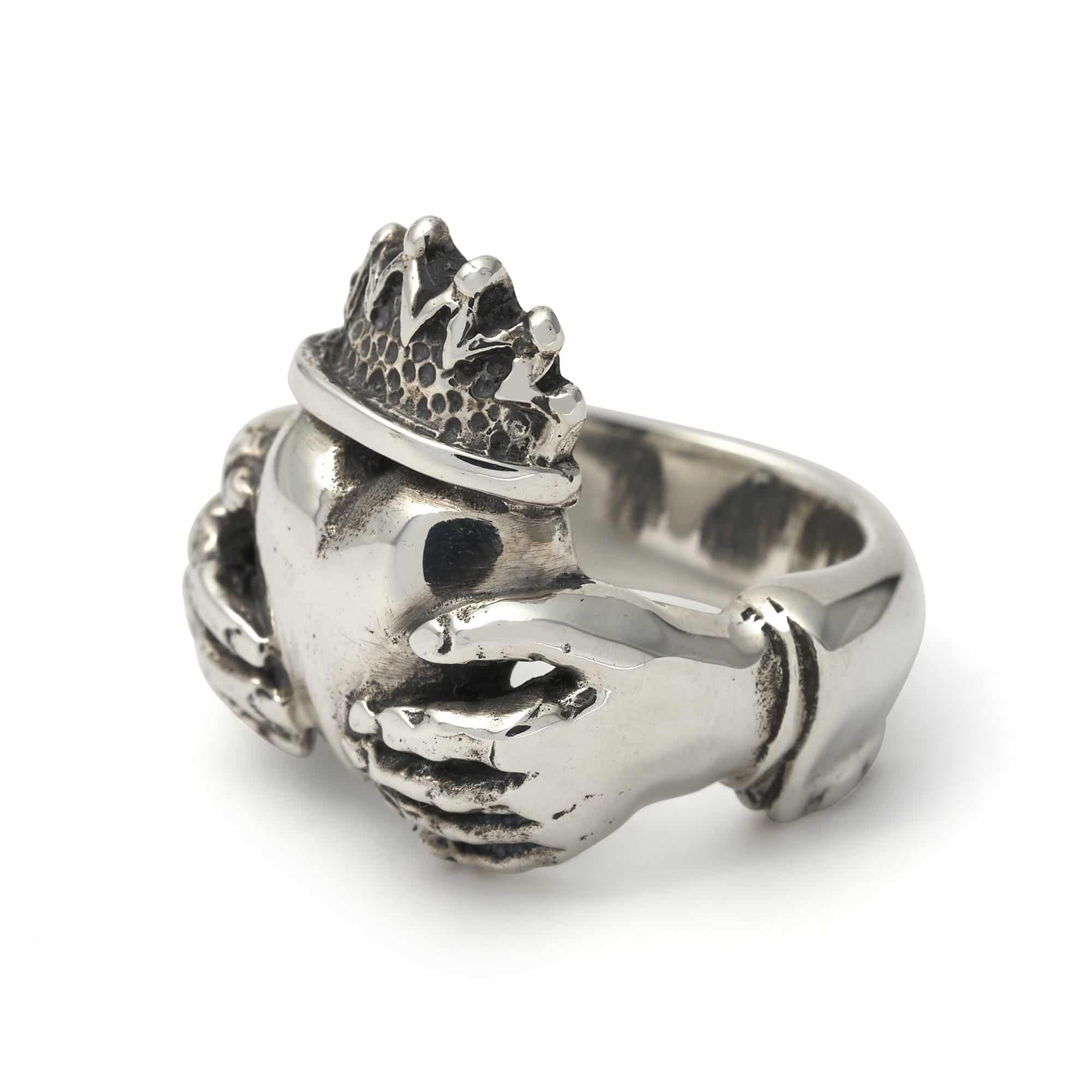 Claddagh Ring The Great Frog