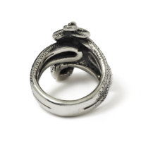 coiled-snake-ring-back