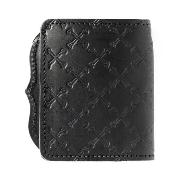 crossbones-wallet-front