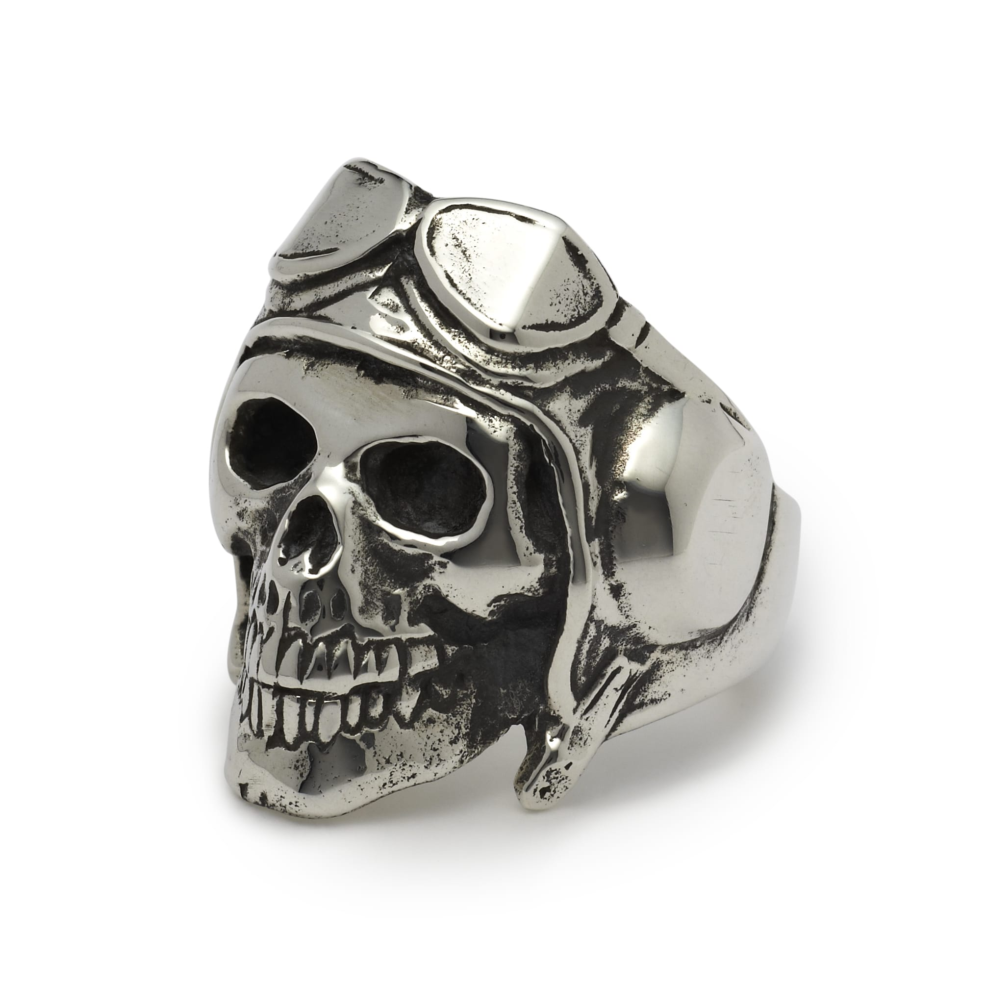Death From Above Skull Ring The Great Frog
