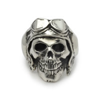 death-from-above-skull-ring-front