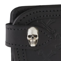 large-biker-wallet-skull-detail