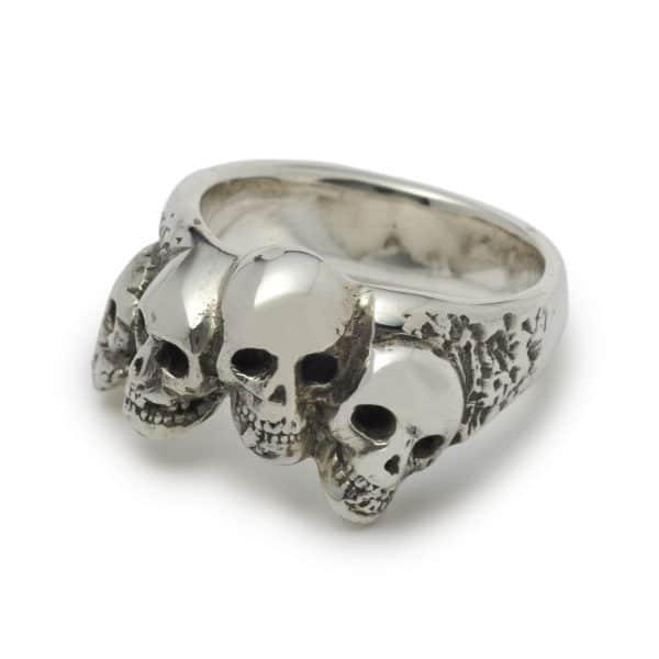 large-four-skull-ring-angled