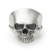 large-skull-bangle-front