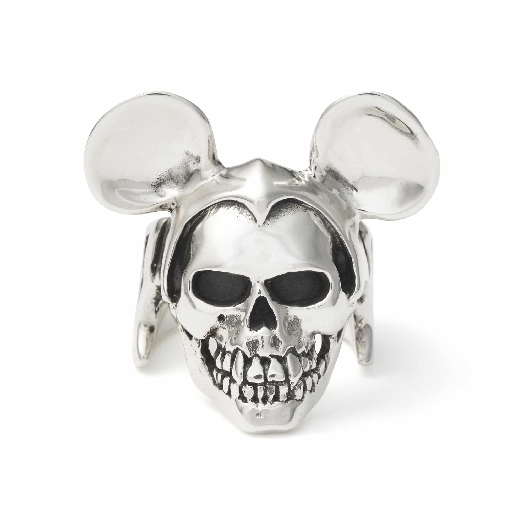 Ring In Kaars.Michael Rodent Skull Ring The Great Frog