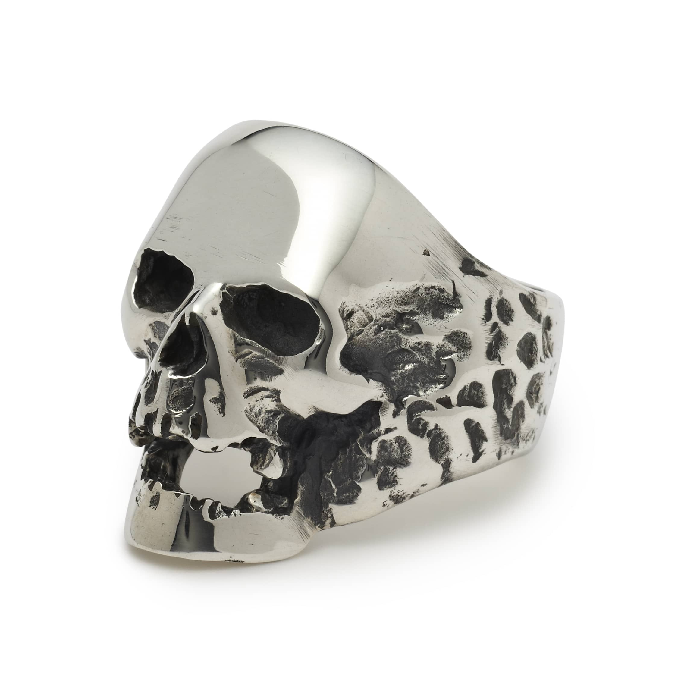 Plague Skull Ring The Great Frog