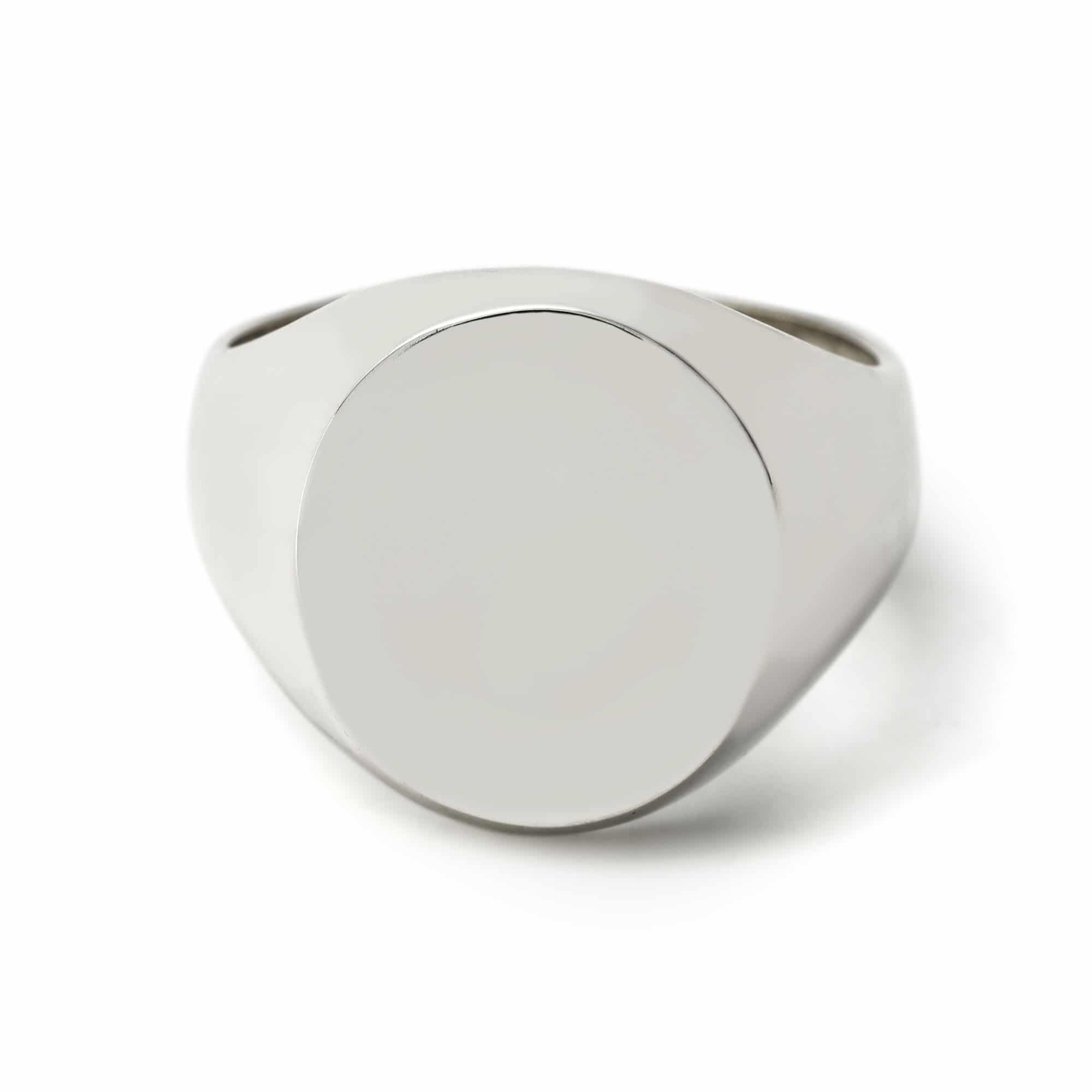 Plain Signet Ring The Great Frog
