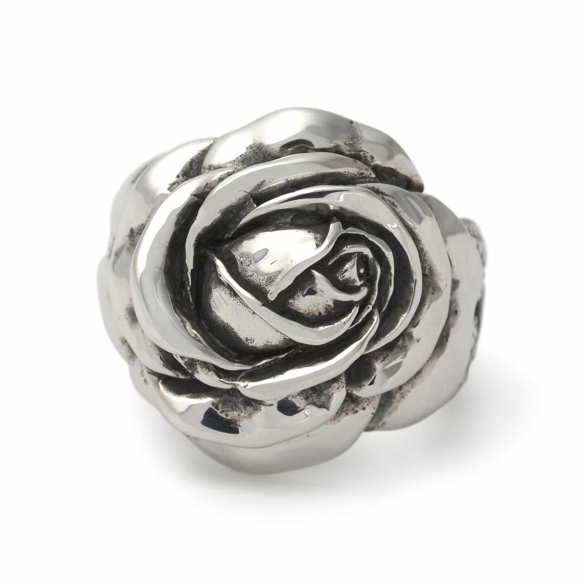 Great Frog Rose Ring